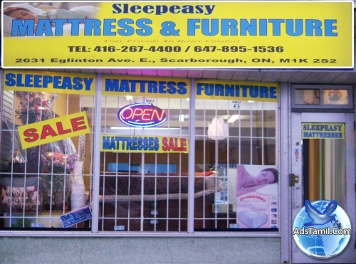 Logo of Sleepeasy Mattress & Furniture