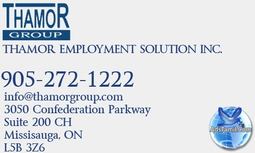 Logo of Thamor Employment Solution Inc.