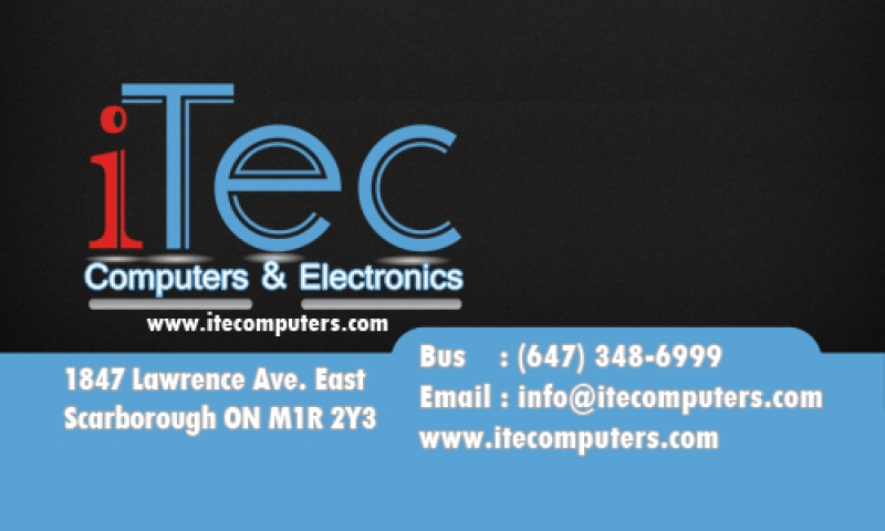Logo of Itec Computers & Electronics Inc
