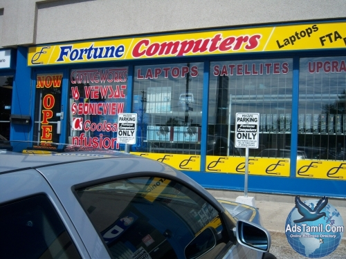 Logo of Fortune Computers