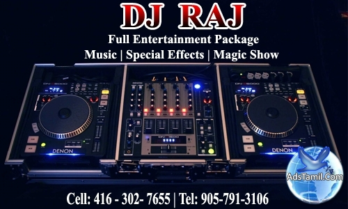 Logo of DJ Raj