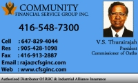 Community Financial Service Group Inc.