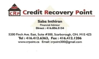 Credit Recovery Point