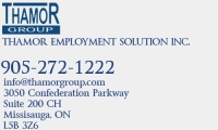 Thamor Employment Solution Inc.