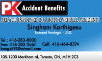 PK Accident Benefits