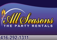 All Seasons Party Rentals