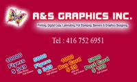 A&S Graphics Inc