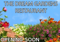 The Dream Gardens Resturant