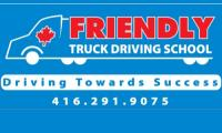 Friendly Truck Driving School