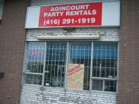 Agincourt Party Rentals