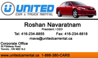 United Car & Truck Rental