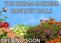 The Dream Gardens Banquet Hall