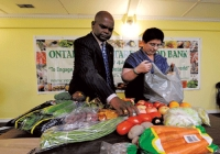 Ontario Vegetarian Food Bank