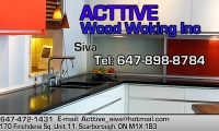 Acttive Wood Working Inc