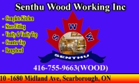 Senthu Wood Working Inc