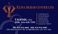 Elina Rehab Center Ltd